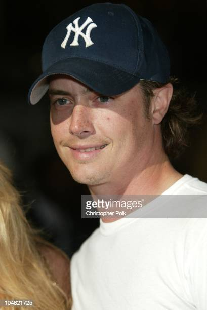 Jeremy London during 'Malibu's Most Wanted' Premiere at Graumans Chinese Theater in Hollywood CA United States