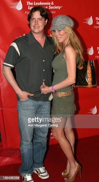 Jeremy London Jeremy London and guest during The Leukemia and Lymphoma Society Presents The 2nd Annual Celebrity Rock N Bowl EventArrivals at Lucky...