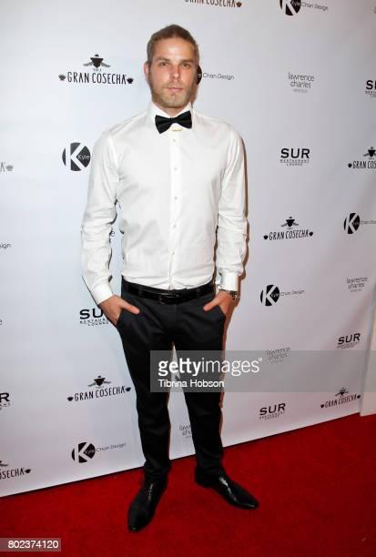Jeremy Madix attends Kyle Chan's 3rd annual #LOVECAMPAIGN Party at SUR Lounge on June 27 2017 in Los Angeles California