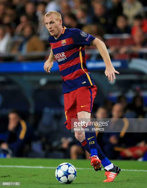 Jeremy Mathieu Barcelona