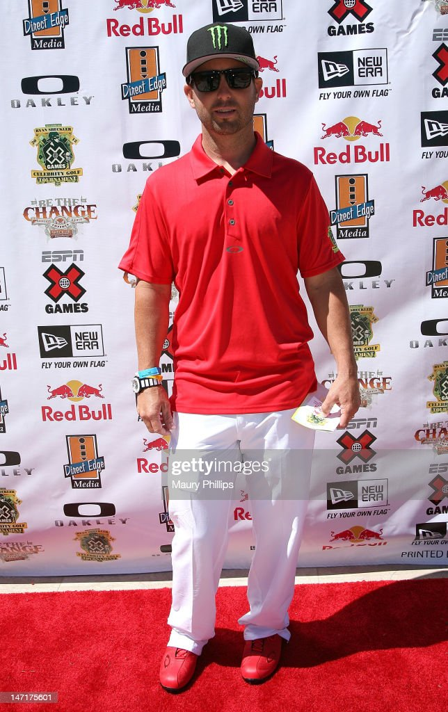 <a gi-track='captionPersonalityLinkClicked' href=/galleries/search?phrase=Jeremy+McGrath&family=editorial&specificpeople=249986 ng-click='$event.stopPropagation()'>Jeremy McGrath</a> attends Ryan Sheckler X Games Celebrity Golf Tournament at Trump National Golf Course on June 26, 2012 in Palos Verdes Estates, California.