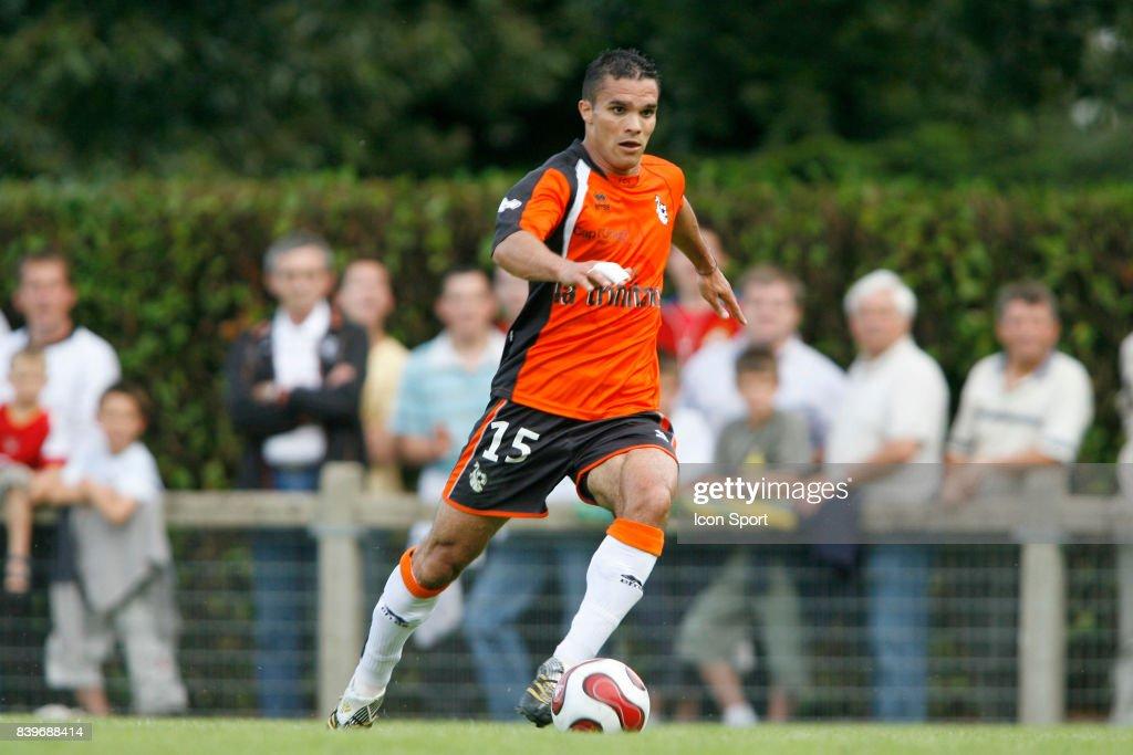 Jeremy MOREL - - Nantes / Lorient - match amical -