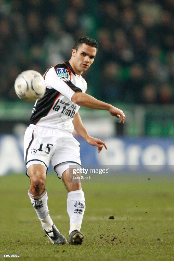 Jeremy MOREL - - Rennes / Lorient - 26eme journee de L1 ,