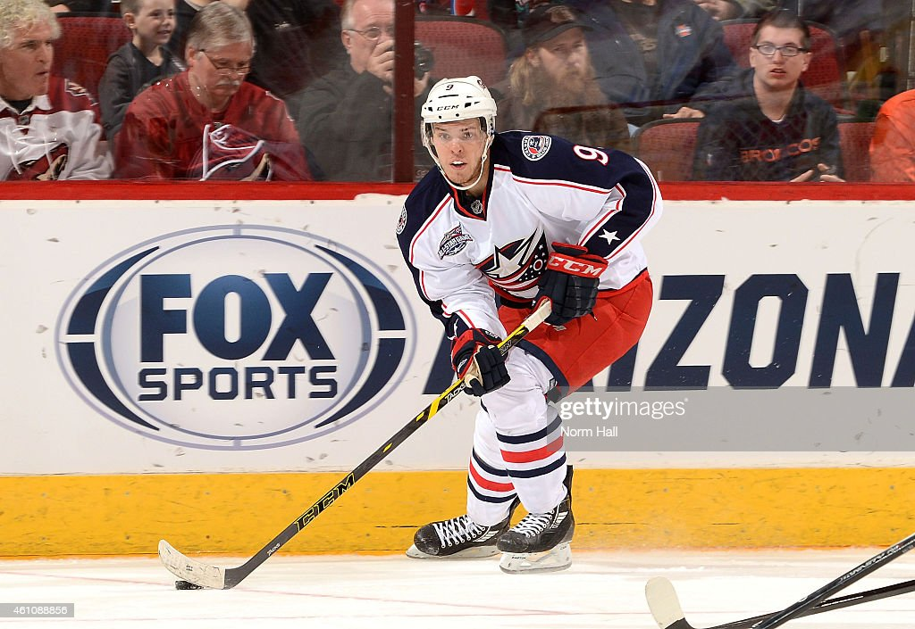 Columbus Blue Jackets v Arizona Coyotes