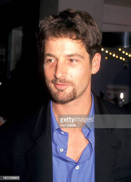 Jeremy Northam attends the premiere of 'Emma' on July 22 1996 at the Paris Theater in New York City