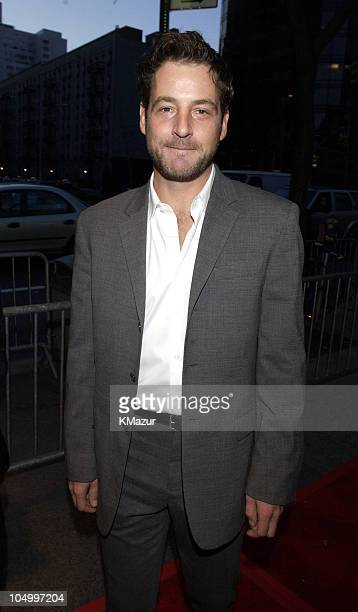 Jeremy Northam during 'Enigma' New York City Premiere at Beekman Theatre in New York City New York United States