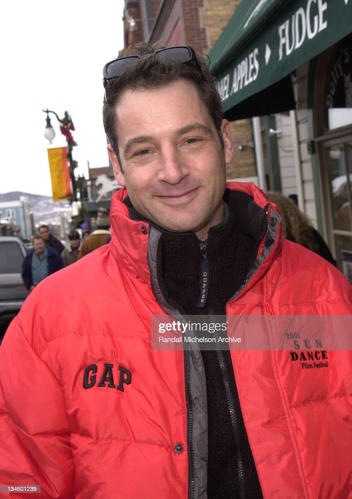 Sundance 2001 - The GAP at Sundance