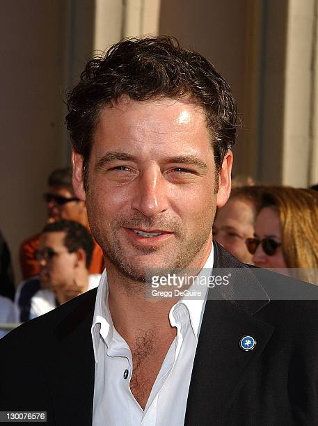 Jeremy Northam during The 8th Annual Screen Actors Guild Awards Arrivals at Shrine Exposition Center in Los Angeles California United States