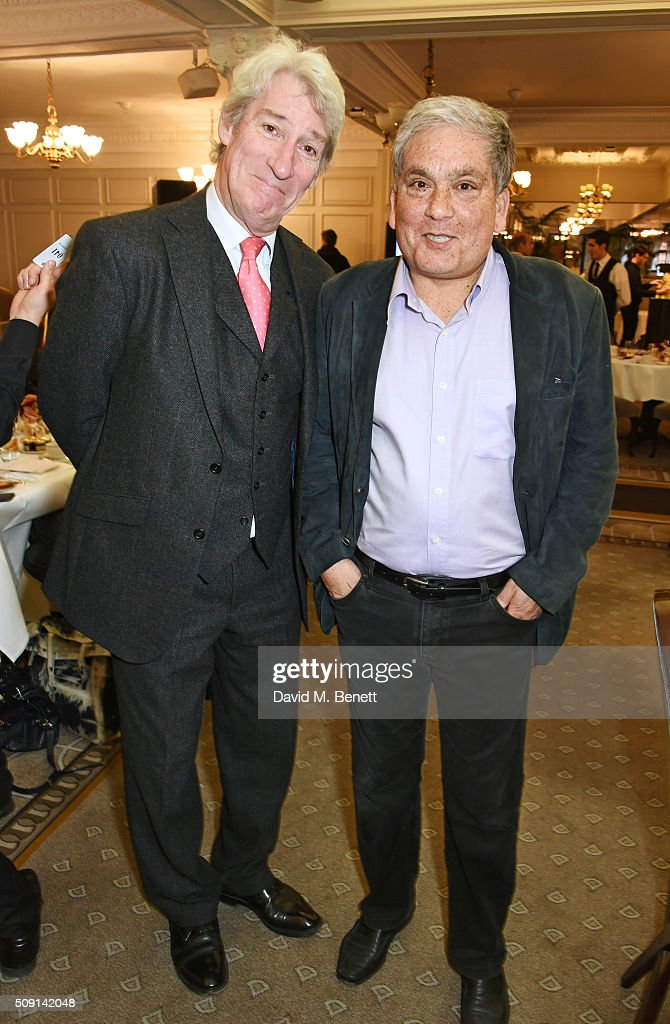 <a gi-track='captionPersonalityLinkClicked' href=/galleries/search?phrase=Jeremy+Paxman&family=editorial&specificpeople=712796 ng-click='$event.stopPropagation()'>Jeremy Paxman</a> (L) and Chris Gunness, chief spokesperson for the United Nations Relief and Works Agency for Palestine Refugees, attend the Hoping Breakfast for Palestinian refugee children at Harrods on February 9, 2016 in London, England.
