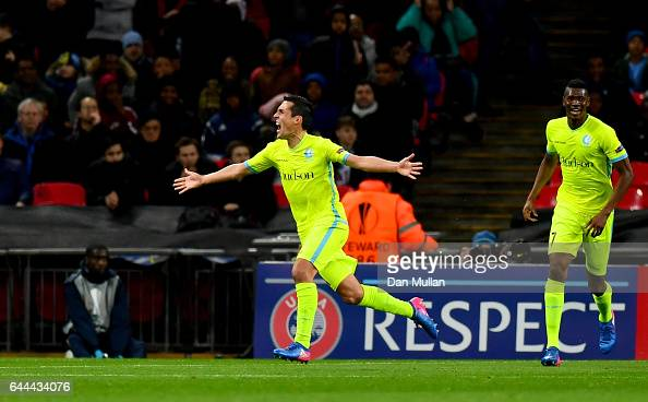 Tottenham Hotspur v KAA Gent - UEFA Europa League Round of 32: Second Leg : News Photo