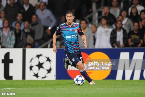 Jeremy PIED Lyon / Schalke 04 1er journee de Ligue des Champions
