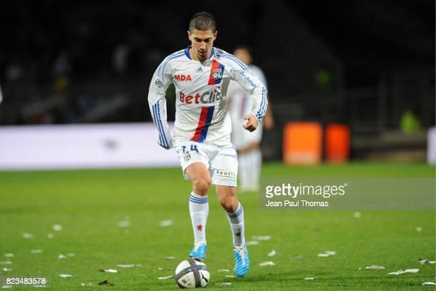 Jeremy PIED Lyon / Nice 13e journee Ligue 1