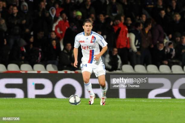 Jeremy PIED Lyon / Lille 9eme journee de Ligue 1
