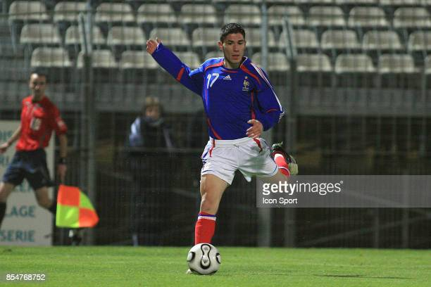 Jeremy PIED France 18ans / Italie 18ans Match amical Agde