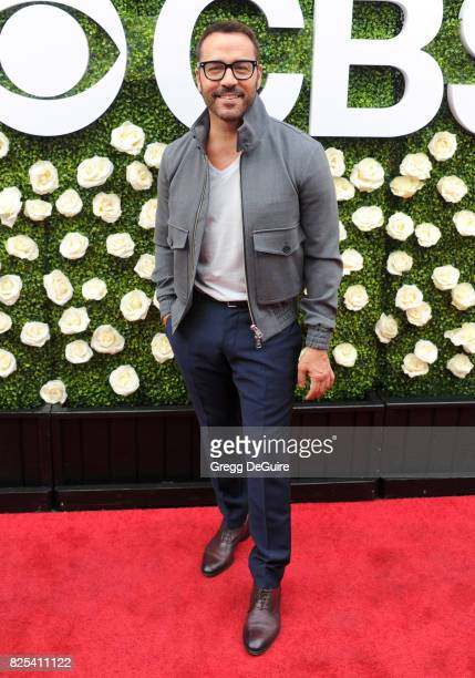 Jeremy Piven arrives at the 2017 Summer TCA Tour CBS Television Studios' Summer Soiree at CBS Studios Radford on August 1 2017 in Studio City...