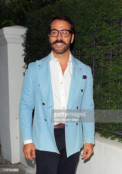 Jeremy Piven attending the ITV Summer Reception on July 17 2013 in London England