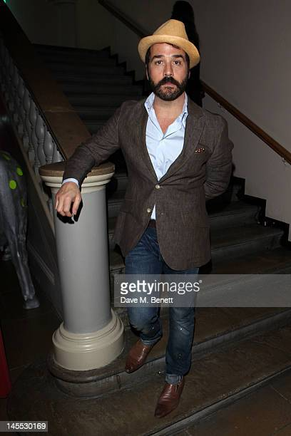 Jeremy Piven attends The 2012 NSPCC Pop Art Ball co hosted by Natalia Vodianova and Stella McCartney in aid of the NSPCC's Rebuilding Childhoods...