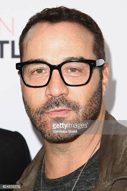 Jeremy Piven attends the 3rd Annual Airbnb Open Spotlight at Various Locations on November 19 2016 in Los Angeles California
