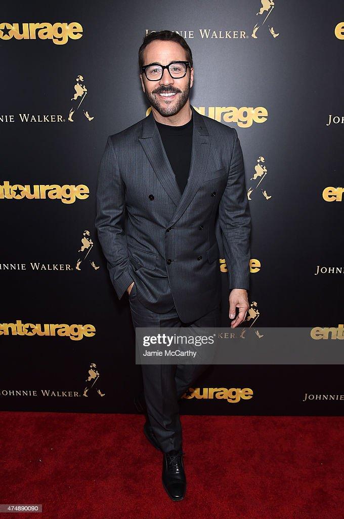 """""""Entourage"""" New York Premiere"""