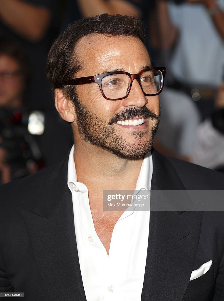 Jeremy Piven attends the GQ Men of the Year awards at The Royal Opera House on September 3, 2013 in London, England.