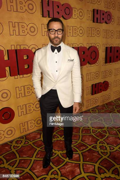 Jeremy Piven attends the HBO's Official 2017 Emmy After Party at The Plaza at the Pacific Design Center on September 17 2017 in Los Angeles California