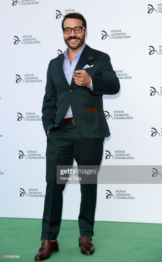 <a gi-track='captionPersonalityLinkClicked' href=/galleries/search?phrase=Jeremy+Piven&family=editorial&specificpeople=206338 ng-click='$event.stopPropagation()'>Jeremy Piven</a> attends the Novak Djokovic Foundation London gala dinner at The Roundhouse on July 8, 2013 in London, England.