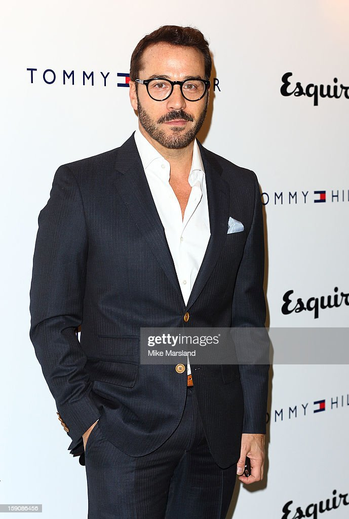 Jeremy Piven attends the Tommy Hilfiger & Esquire event at the London Collections: MEN AW13 at on January 7, 2013 in London, England.
