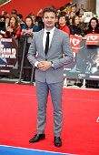 Jeremy Renner arrives for UK film premiere 'Captain America Civil War' at Vue Westfield on April 26 2016 in London England
