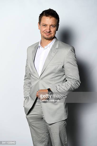 Jeremy Renner attends Baume Mercier 62 Taormina Film Fest Gala Dinner on June 18 2016 in Taormina Italy