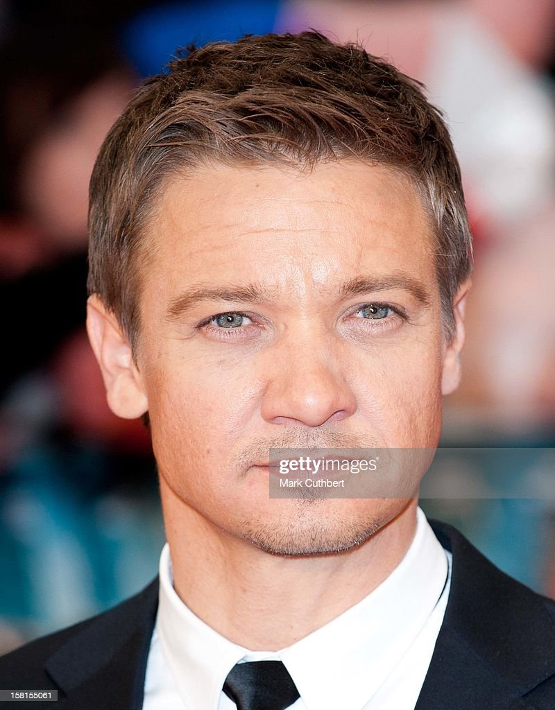 Jeremy Renner Attends Marvel Avengers Assemble European Premiere At Vue Westfield On April 19, 2012 In London.