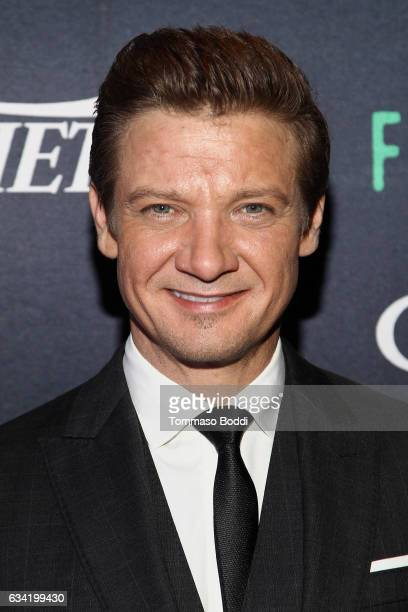 Jeremy Renner attends the Filming In Italy Festival held at Italian Cultural Institute on February 7 2017 in Los Angeles California