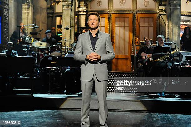 LIVE 'Jeremy Renner' Episode 1628 Pictured Jeremy Renner