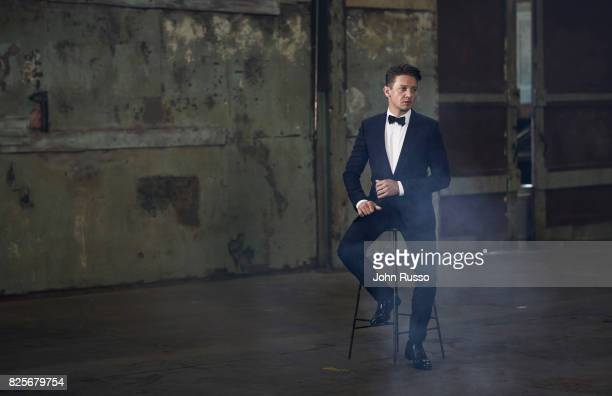 Jeremy Renner is photographed for Nobelman Magazine on June 14 2017 in Los Angeles California ON DOMESTIC EMBARGO UNTIL OCTOBER 1 2017 ON...