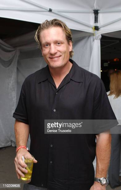 Jeremy Roenick during 2004 Toronto International Film Festival Diesel Dream Party Hosted by FQ Variety and AOL at Prego in Toronto Ontario Canada