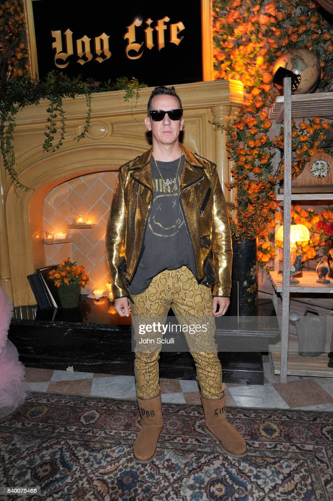 UGG x Jeremy Scott Collaboration Launch Event