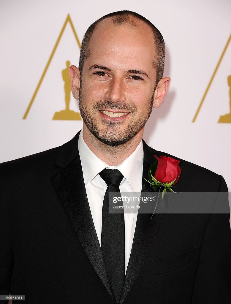 Jeremy Selan attends the Academy of Motion Picture Arts and Sciences' Scientific and Technical Awards ceremony at Beverly Hills Hotel on February 15, 2014 in Beverly Hills, California.
