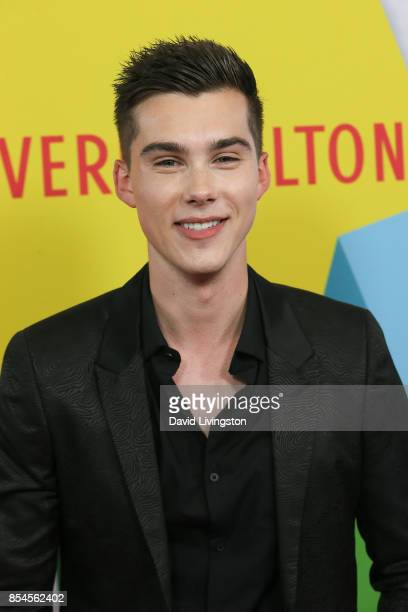 Jeremy Shada attends the 7th Annual 2017 Streamy Awards at The Beverly Hilton Hotel on September 26 2017 in Beverly Hills California
