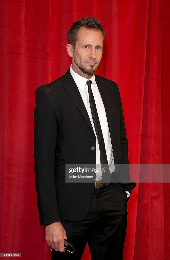 <a gi-track='captionPersonalityLinkClicked' href=/galleries/search?phrase=Jeremy+Sheffield&family=editorial&specificpeople=734475 ng-click='$event.stopPropagation()'>Jeremy Sheffield</a> attends the British Soap Awards 2016 at Hackney Empire on May 28, 2016 in London, England.