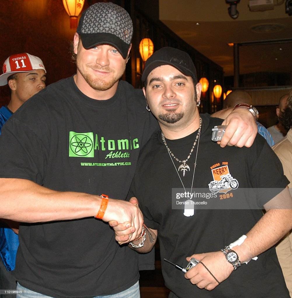 Chris kirkpatrick pictures getty images for Jeremy shockey tattoos