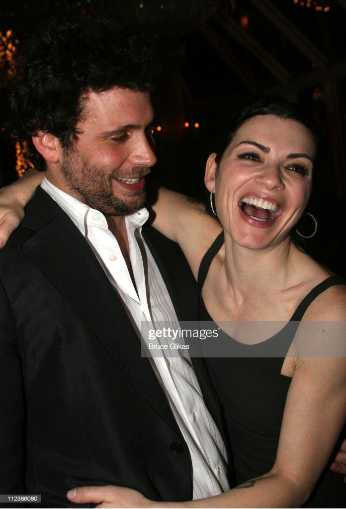 Jeremy Sisto and Julianna Margulies