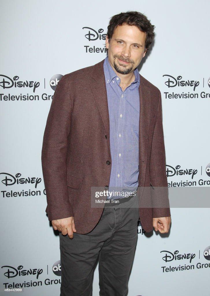 Jeremy Sisto arrives at the ABC/Disney 2014 Winter TCA party held at The Langham Huntington Hotel and Spa on January 17 2014 in Pasadena California