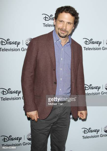 Jeremy Sisto arrives at the ABC/Disney 2014 Winter TCA party held at The Langham Huntington Hotel and Spa on January 17 2014 in Pasadena California