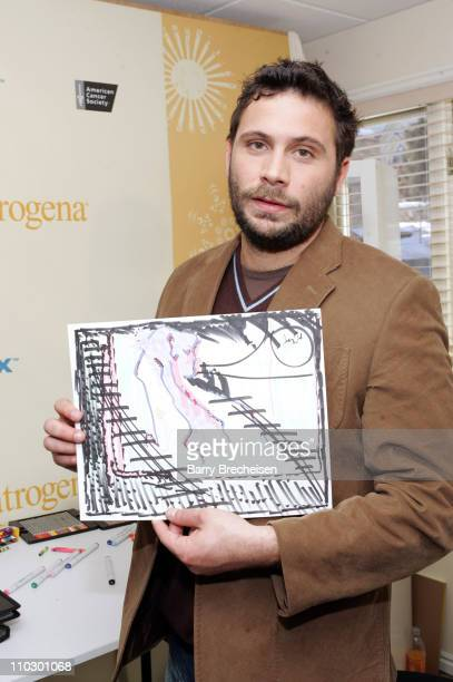 Jeremy Sisto at Neutrogena during 2007 Park City Luxury Lounge Day 5 at Main Street in Park City Utah United States