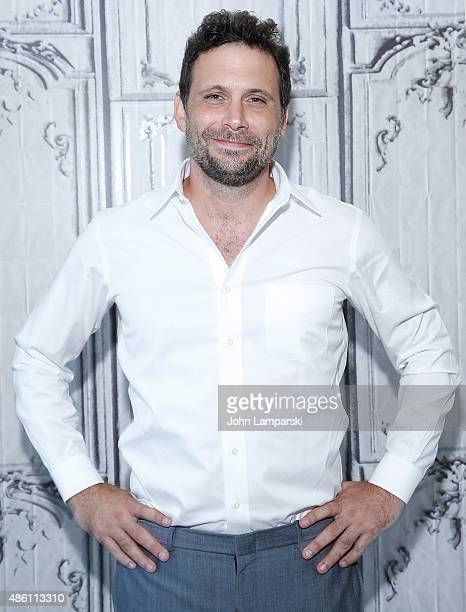Jeremy Sisto attends AOL Build Speaker Series presents 'Break Point' at AOL Studios In New York on August 31 2015 in New York City