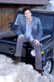 Jeremy Sisto during 2004 Park City Merecedes Benz in Park City 2004 Jeremy Sisto with a Mercedes G Wagon at Motorola House in Park City Utah United...