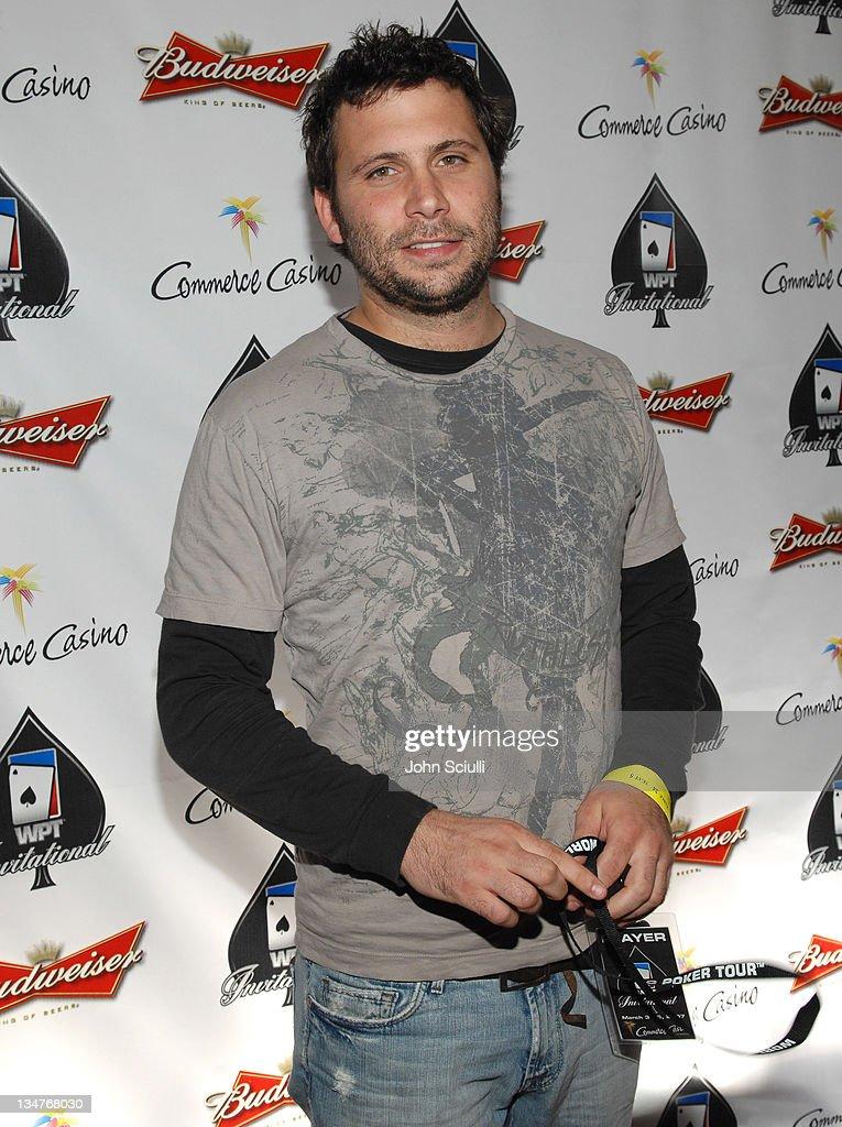 World Poker Tour Celebrity Invitational WPT event PartyPoker