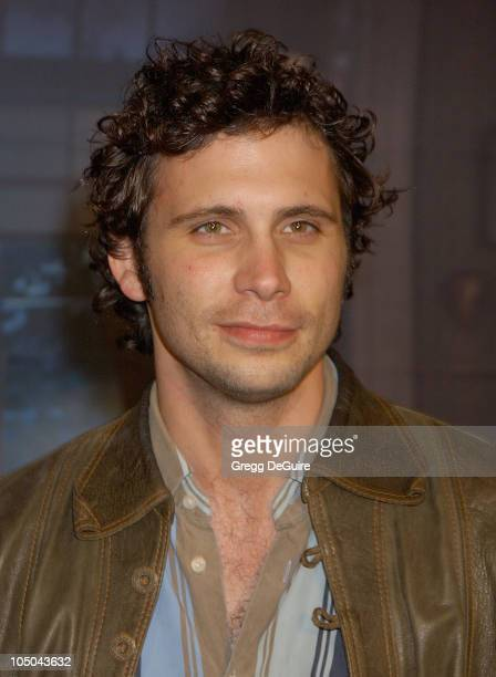 Jeremy Sisto during Los Angeles Premiere of HBO's 'Six Feet Under' at Grauman's Chinese Theatre in Hollywood California United States