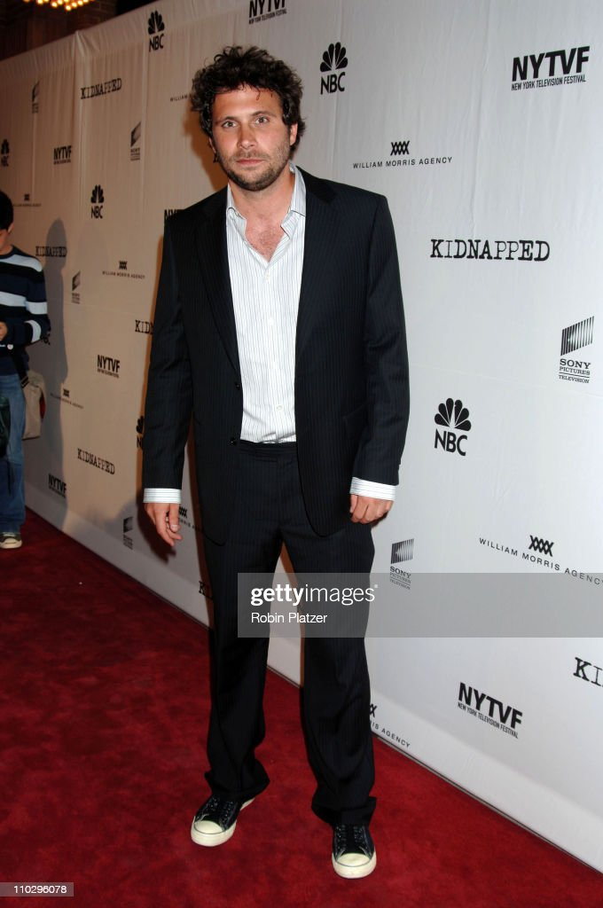 Jeremy Sisto during Opening Night Gala for the New York Television Festival and NBC Premiere of 'Kidnapped' September 12 2006 at The New World Stages...
