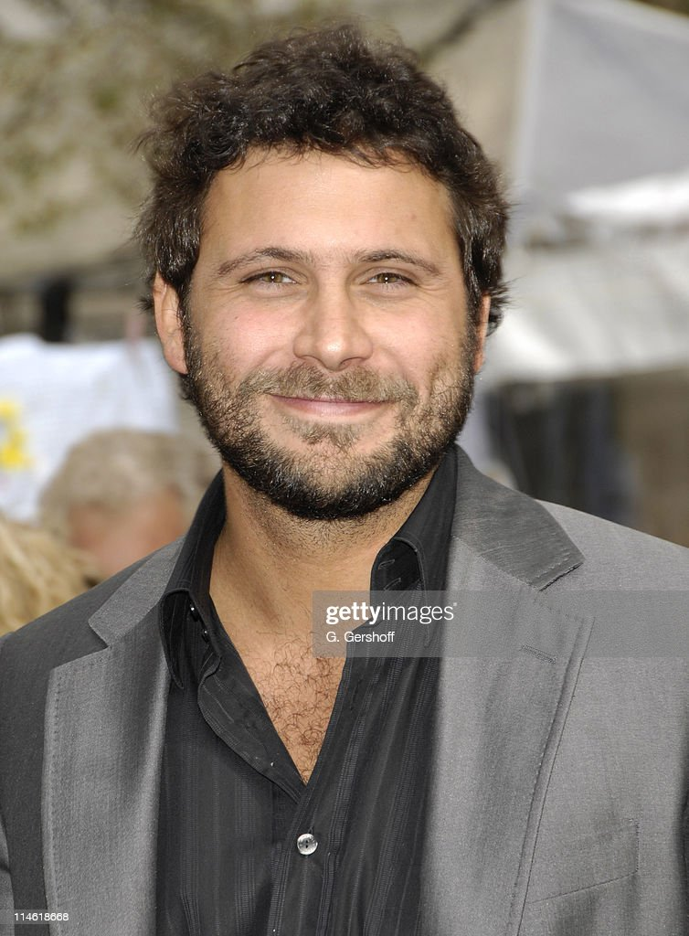 Jeremy Sisto during 'Waitress' New York Premiere After Party at Madison Square Park in New York City New York United States