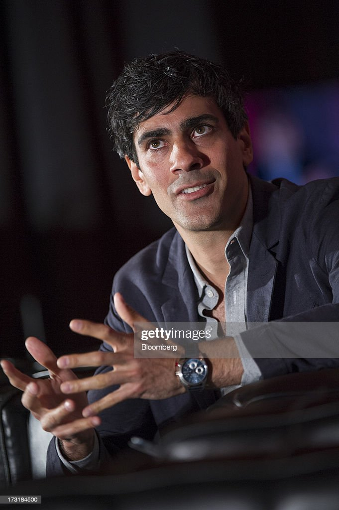Jeremy Stoppelman, chief executive officer and co-founder of Yelp Inc., speaks during the MobileBeat Conference in San Francisco, California, U.S., on Tuesday, July 9, 2013. MobileBeat, VentureBeats sixth annual flagship conference on the future of mobile, gathers members of the industry to look beyond design and implement a fully integrated experience. Photographer: David Paul Morris/Bloomberg via Getty Images